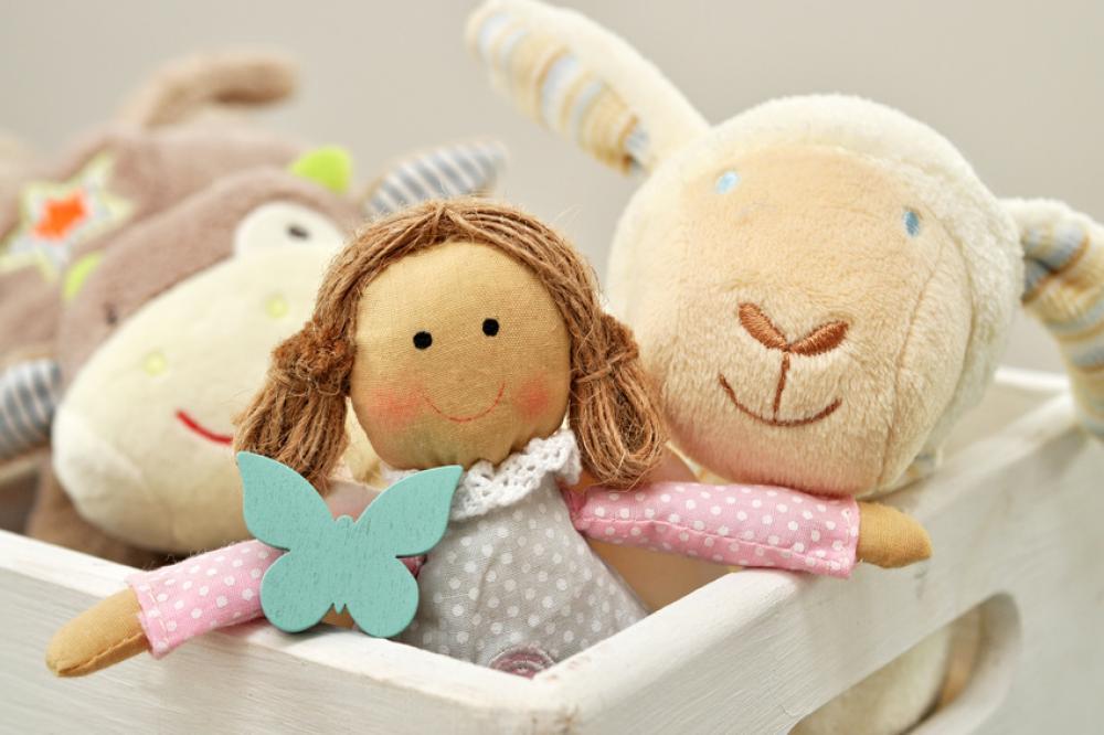 Geschenke fur babys verpacken